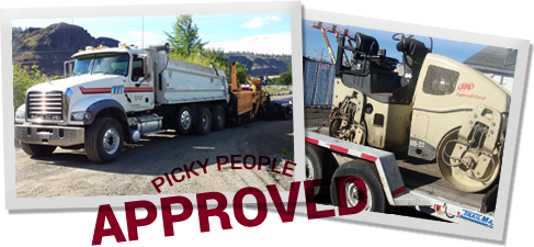 Pendleton Paving and Excavating - Picky People Approved